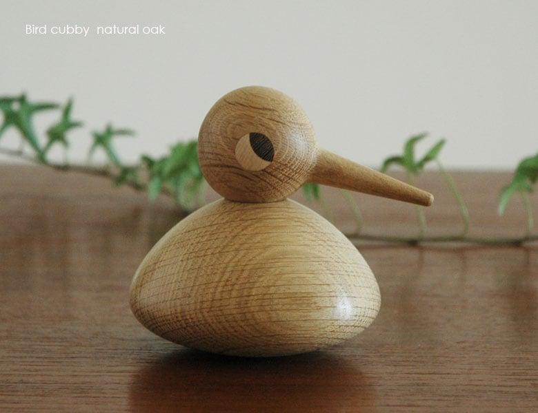 Birdバードcubbyサイズ・デンマーク木製オブジェ,architrectmadeアーキテクトメイド,北欧デンマーク,北欧雑貨,北欧インテリア,北欧ギフト