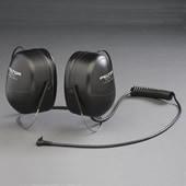 イヤーマフ HTM79B (モノラル/遮音値25dB) PELTOR製 【防音/遮音】