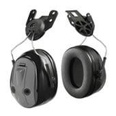 イヤーマフ PTL-P3E MT155H530P3E (遮音値25dB) ヘルメット用 PELTOR製 【防音/遮音】