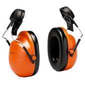 イヤーマフ H31P3E (遮音値23dB) ヘルメット用 PELTOR製 【防音/遮音】