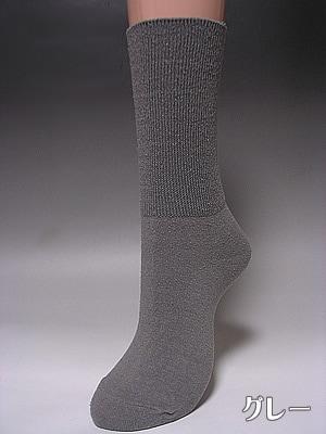 シルクらくらく靴下