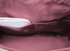 バッグ内側:オープンポケット