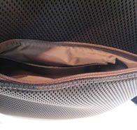 ヤマト屋 RaviRavi テディ Uポケットリュック 背当てはメッシュ&便利なポケット