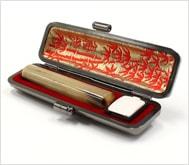 牛角(濃柄)本トカゲケース 10.5mm丸