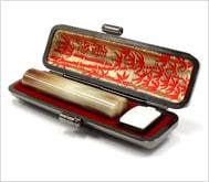 牛角(濃柄)本トカゲケース 12.0mm丸