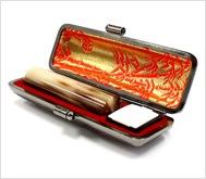 牛角(濃柄)本トカゲケース 15.0mm丸