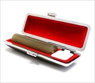 牛角(淡柄)カラーモミケース 15.0mm丸