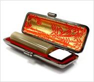 牛角(淡柄)本トカゲケース 15.0mm丸