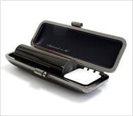 本黒水牛(染無)クロムサインケース 18.0mm丸