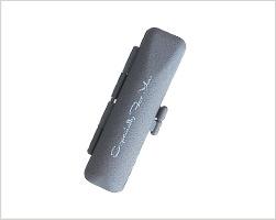 エコケース グレー10.5mm〜12mm丸