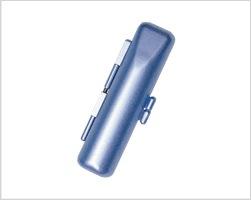 メタリックケース ブルー10.5mm〜12mm丸