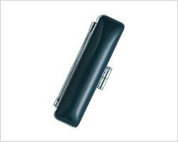 パステルケース ネイビー10.5mm〜12mm丸