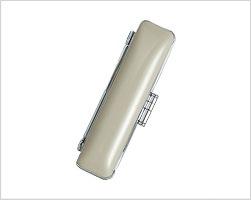 パステルケース グレー10.5mm〜12mm丸