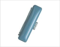 パステルケース ブルー10.5mm〜12mm丸