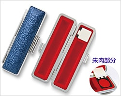 カラーモミケース ブルー13.5mm〜15mm丸