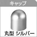 キャップ ツインGT用 丸型 シルバー