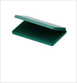 特大形シヤチハタ速乾スタンプ台 緑色