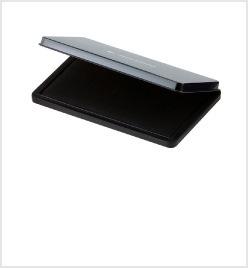 特大形シヤチハタ速乾スタンプ台 黒色