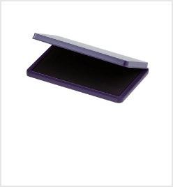 特大形シヤチハタ速乾スタンプ台 紫色