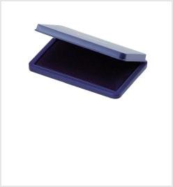大形シヤチハタ速乾スタンプ台 藍色