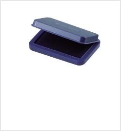 小形シヤチハタ速乾スタンプ台 藍色
