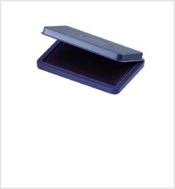 中形シヤチハタ速乾スタンプ台 藍色