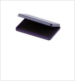 中形シヤチハタ速乾スタンプ台 紫色