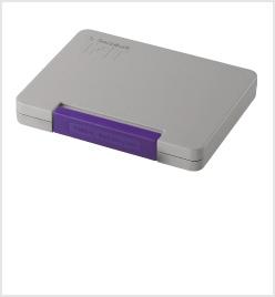 シヤチハタTATスタンプ台(多目的)大形 紫