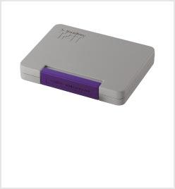 シヤチハタTATスタンプ台(多目的)中形 紫
