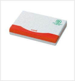 2号 UNI(ユニ)スタンプ台 赤色