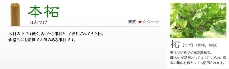 薩摩本柘【アテ付】