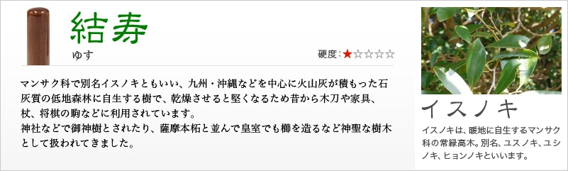 結寿【開運吉相印】