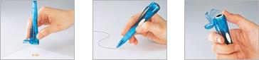 ネームペン Q使用例
