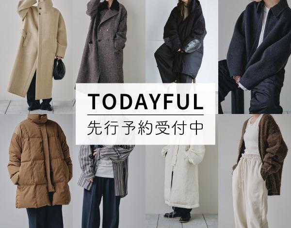 吉田怜香さんプロデュース!TODAYFUL(トゥデイフル)新作先行予約受付中!!