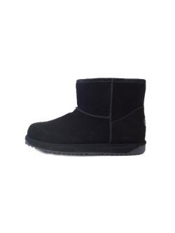 emu(エミュー)【emu_1409】PATERSON MINI(パターソンミニ) W10946 日本正規品 ウォータープルーフブーツ ブラック