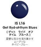 ISL16 ゲット ライド オフ タイム ブルース