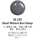 ISL27 スティール ウォーターズ ラン ディープ