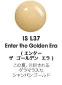 ISL37 エンターザゴールデン エラ