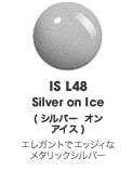 ISL48 シルバー オン アイス