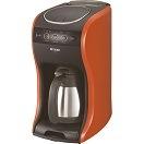 タイガー コーヒーメーカー〈カフェバリエ〉 バーミリオン ACT-B040DV