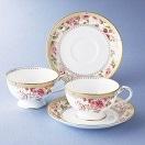 ノリタケ ハートフォード ペアティー コーヒー碗皿 P97221 4861
