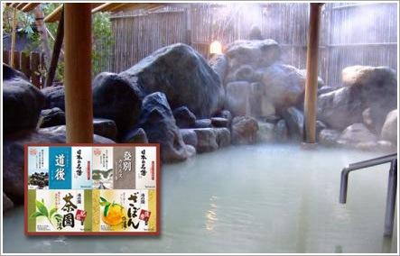 入浴料・温泉の素