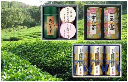 吟選日本茶【お見舞い・快気内祝い】