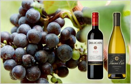 カリフォルニア産 ワインギフト