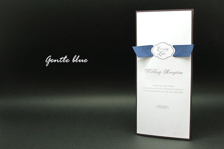 Gentle blue(席次表)イメージ