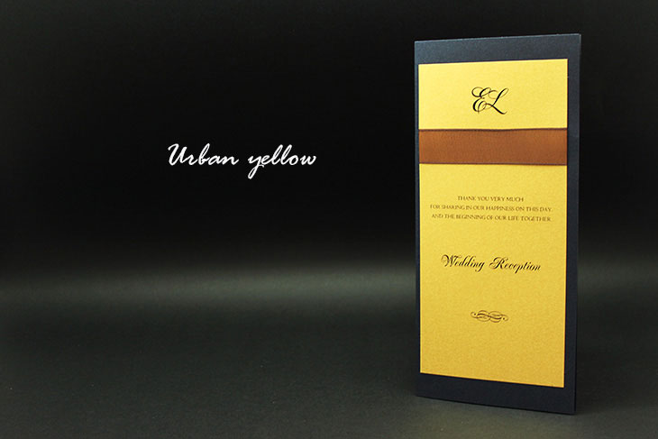 Urban yellow(席次表)イメージ