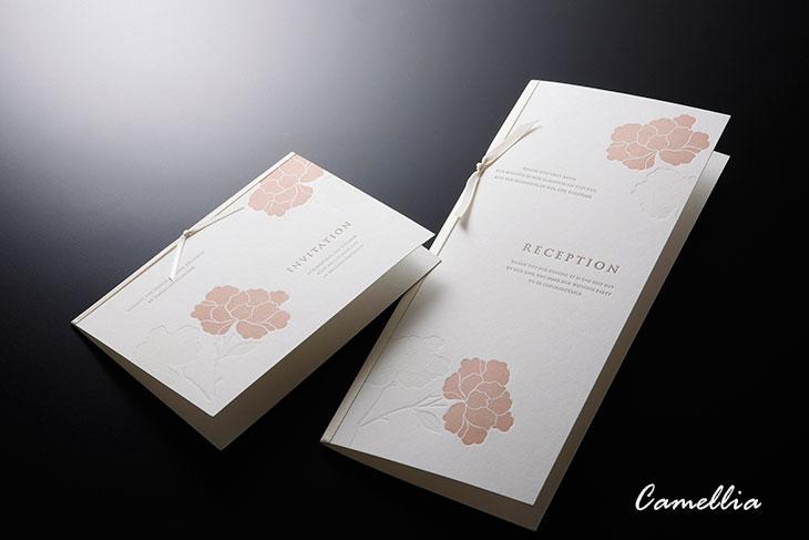 symphony(シンフォニー)イメージ2結婚式招待状高級デザイン 印刷/手作り対応