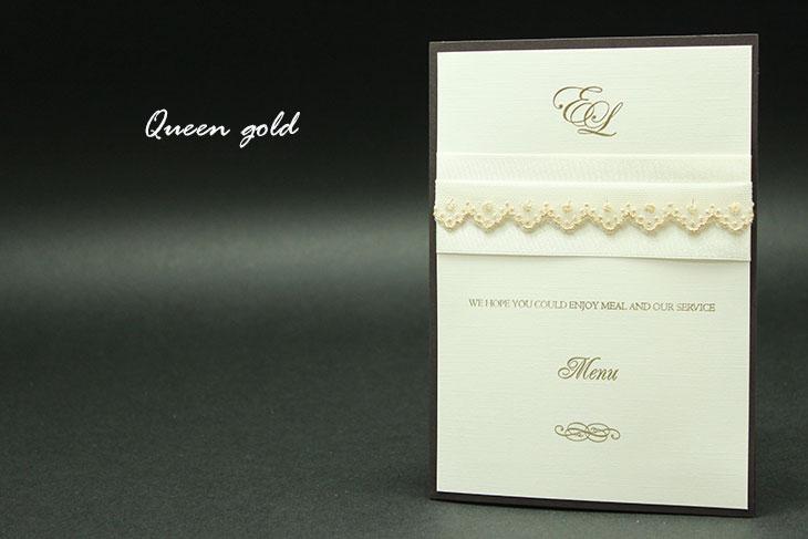 queen gold(メニュー)イメージ