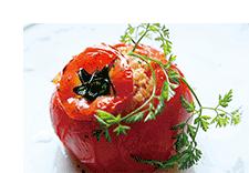 ファーマーズシェフ直伝 トマト料理