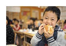 学校給食を考える